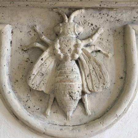 Palazzo barberini the bees picture of palazzo for The beehive rome