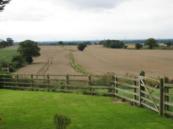 Hazelwood Farm B&B: View from the Minster room