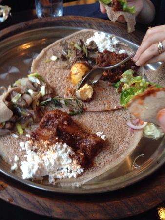 Gojo Ethiopian Resto Bar