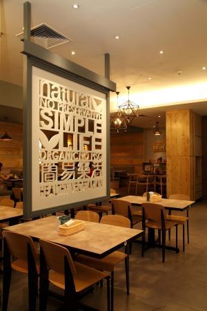 Simple Life Healthy Vegetarian Restaurant - IOI Mall Puchong