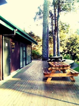 Nelson-Tasman Region, Νέα Ζηλανδία: Campground Facilities