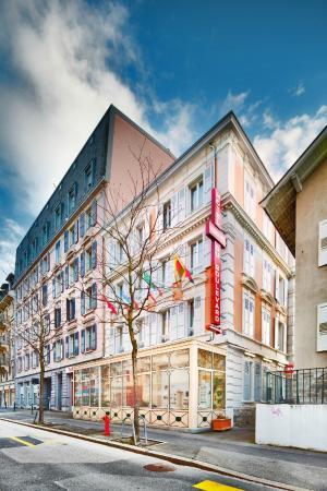 Photo of Hotel du Boulevard Lausanne