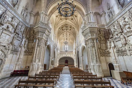 Foto de Monasterio de San Juan de los Reyes, Toledo: San ...