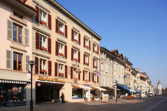 Photo of Hotel de la Nouvelle Couronne Morges