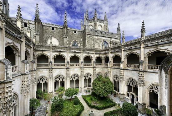 Photo of Tourist Attraction Monastery of San Juan de los Reyes at Calle Reyes Católicos, 17, Toledo 45002, Spain