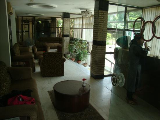 Mark & Meadows: Reception and lobby area