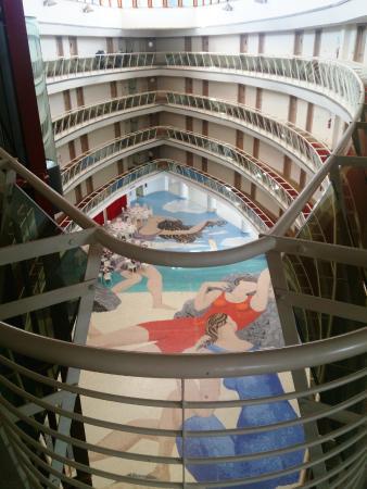 Mercure Olbia: Interior del hotel 2