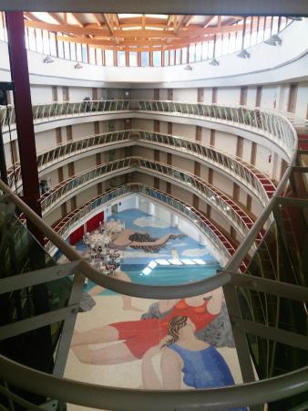 Mercure Olbia: Interior del Hotel