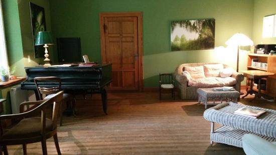 Emkendorf, Deutschland: Salon im Hotel