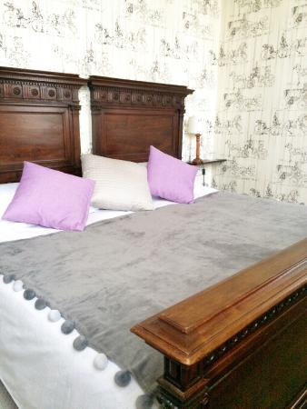 Palazzo Bruchi: Bedroom