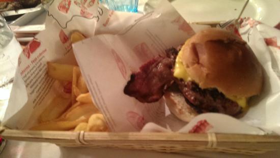 Villa Reale: Hamburger