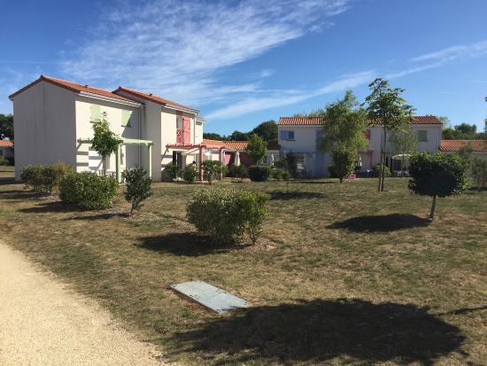 Residence Lagrange Confort Kid Le Village de la Mer - รูป