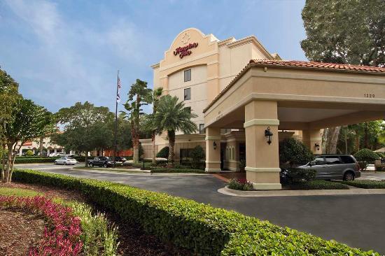 Hampton Inn Jacksonville/Ponte Vedra Beach-Mayo Clinic Area: Hampton Inn Ponte Vedra/Mayo Clinic Exterior