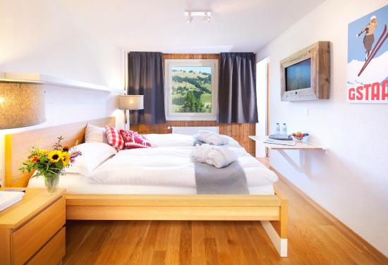Saanewald Lodge: Chambre double