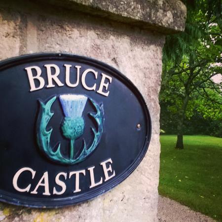 Brix, Francja: Ingresso al parco