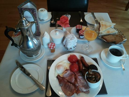 Ardee, Ирландия: colazione