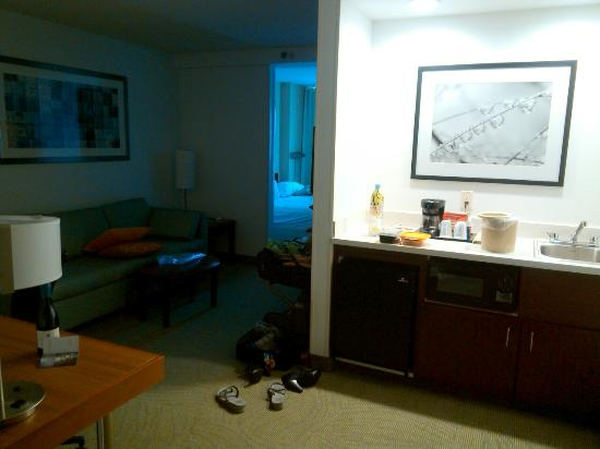 SpringHill Suites Los Angeles LAX/Manhattan Beach: my room