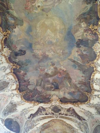 St. Augustine's Church: Ceiling