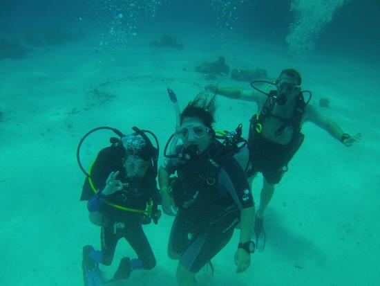 Blue Lagoon Diving Center: diving