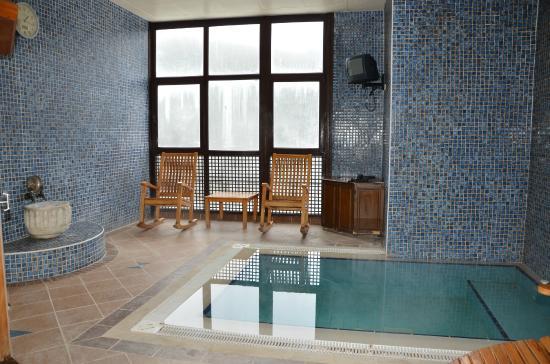 Кизилкахамам, Турция: özel aile banyosu son derece rahatlatıcı ve gerçekten özel