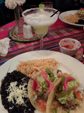 Cafe Azteca: I love it.
