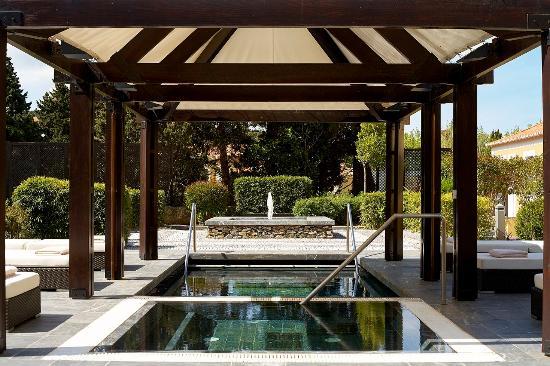 Penha Longa Resort: Spa Pool Gazebo