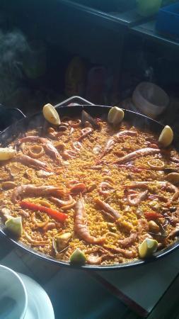 Restaurant La Playa Los Urrutias