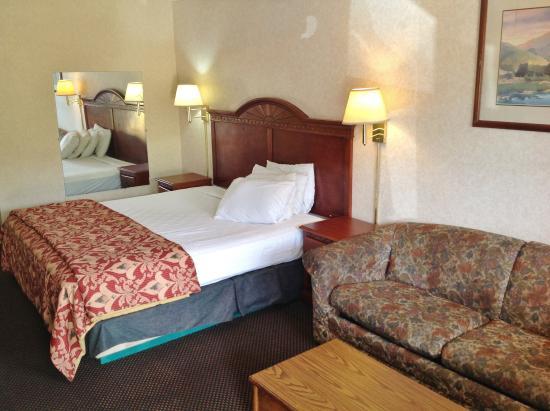 America's Best Inn - Warren / Detroit: One King Bed
