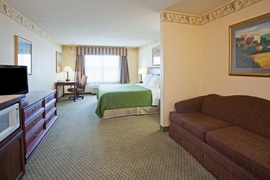 Country Inn & Suites By Carlson, St. Cloud East: CountryInn&Suites StCloudEast GuestRoomKing