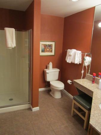 Gatlinburg Town Square Resort By Exploria Resorts: the bedroom int he master bedroom