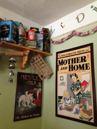 Gargrave, UK: Memorabilia