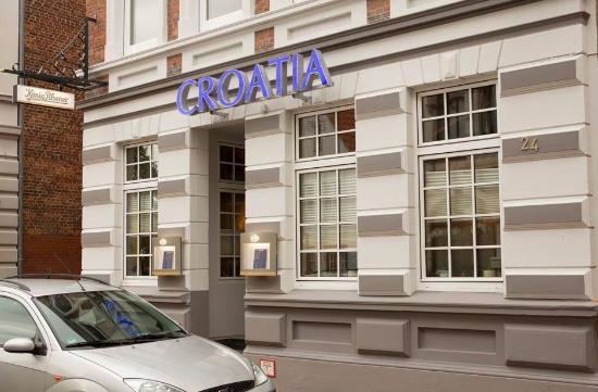 Croatia Spezialitaeten Restaurant