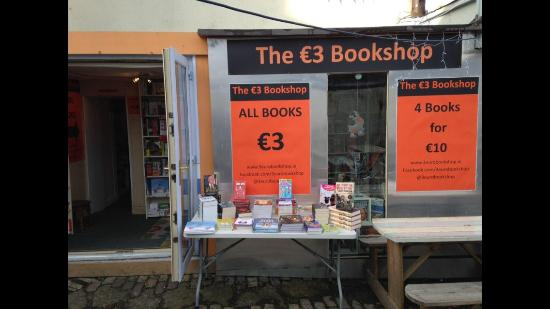 ‪The €3 Bookshop‬