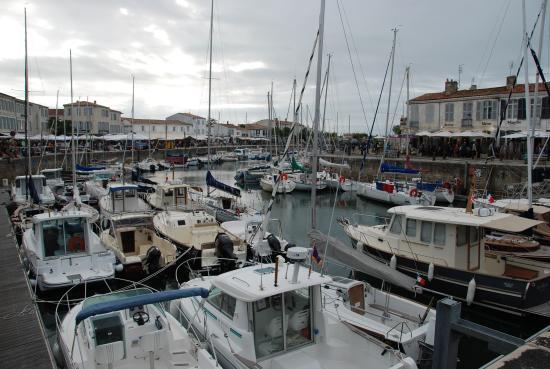 Port de Saint-Martin-de-Ré: Port de Saint Martin