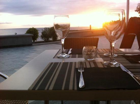 Playa de Fanabe, Spania: Panorama