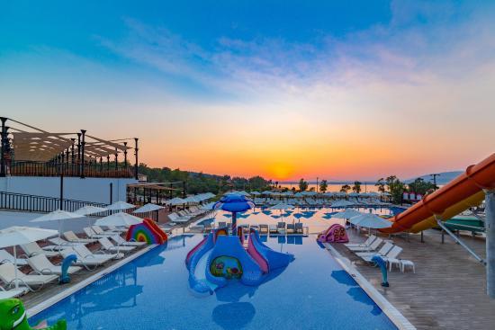 Hotel Rooms In Akbuk Turkey