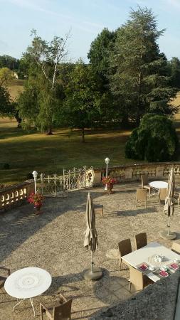 Pessac-sur-Dordogne, Francia: Chateau Carbonneau