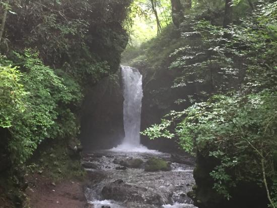 Ryugaeshi no Taki Waterfall