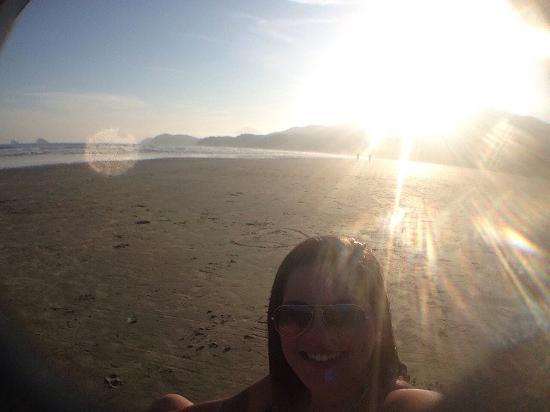 Fazenda Beach: Praia linda!!! Mas leve repelente!