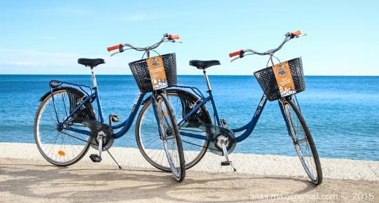 Blue Bike - Rental and Tours Alicante