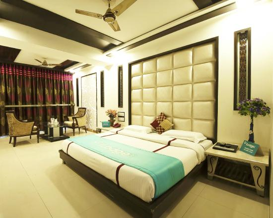 iLodge @ DB Gupta Rd: Bedroom