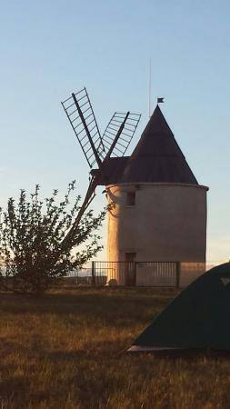 Moulin à Vent de St Michel