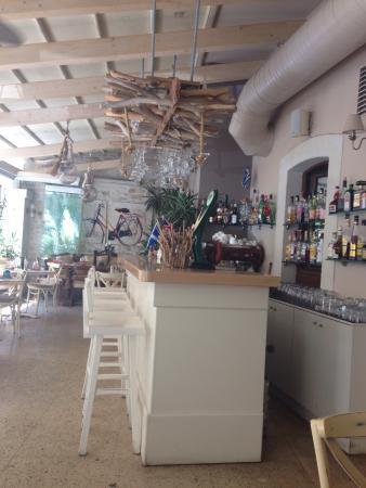 Palazzino di Corina: Стильный ресторан, нормальные цены!