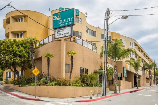 Quality Inn & Suites Hermosa Beach: Exterior