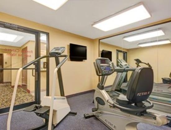 Ramada Austin Central: Fitness Center