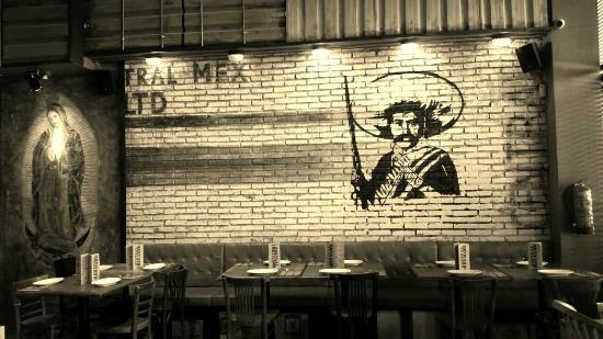 Emilano Zapata. Graffiti. - Picture of Central Mexicana Majadahonda ...