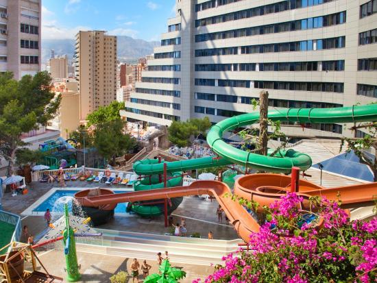 Magic Aqua Rock Gardens, hoteles en Benidorm
