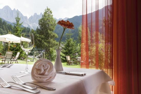Hotel Tyrol: Speisesaal
