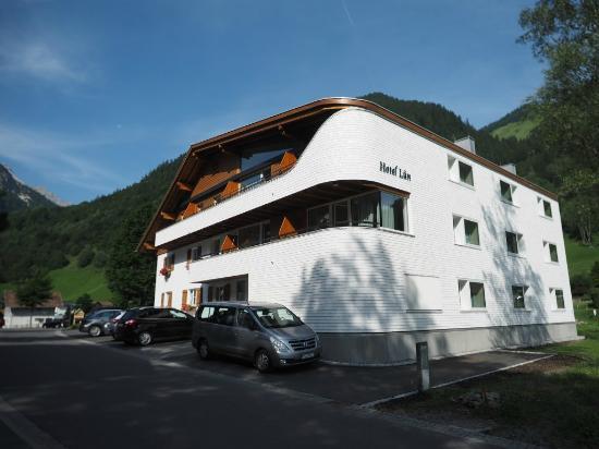 Hotel Lün: Außenansicht