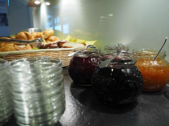 Hotel Lün: Fantastisches Frühstücksbüffet
